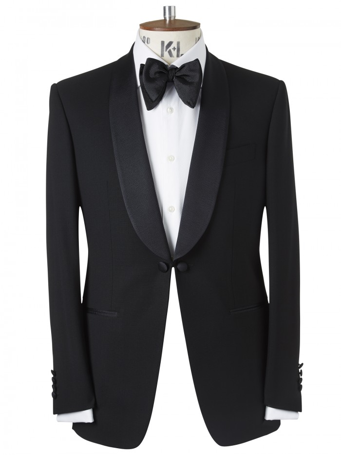 Chester Barrie dinner suit - £1,500
