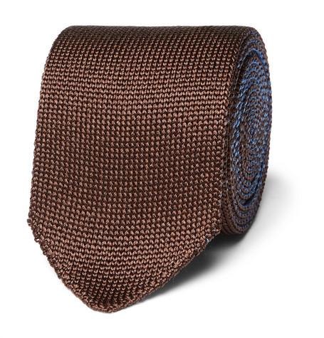 Berluti tie at Mr Porter - £110