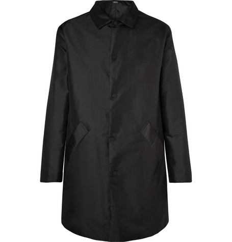 A.P.C. Shell coat at Mr Porter - £375