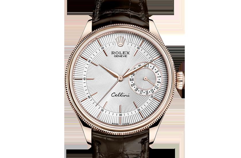 Rolex Cellini date watch at Goldsmiths - £13,150