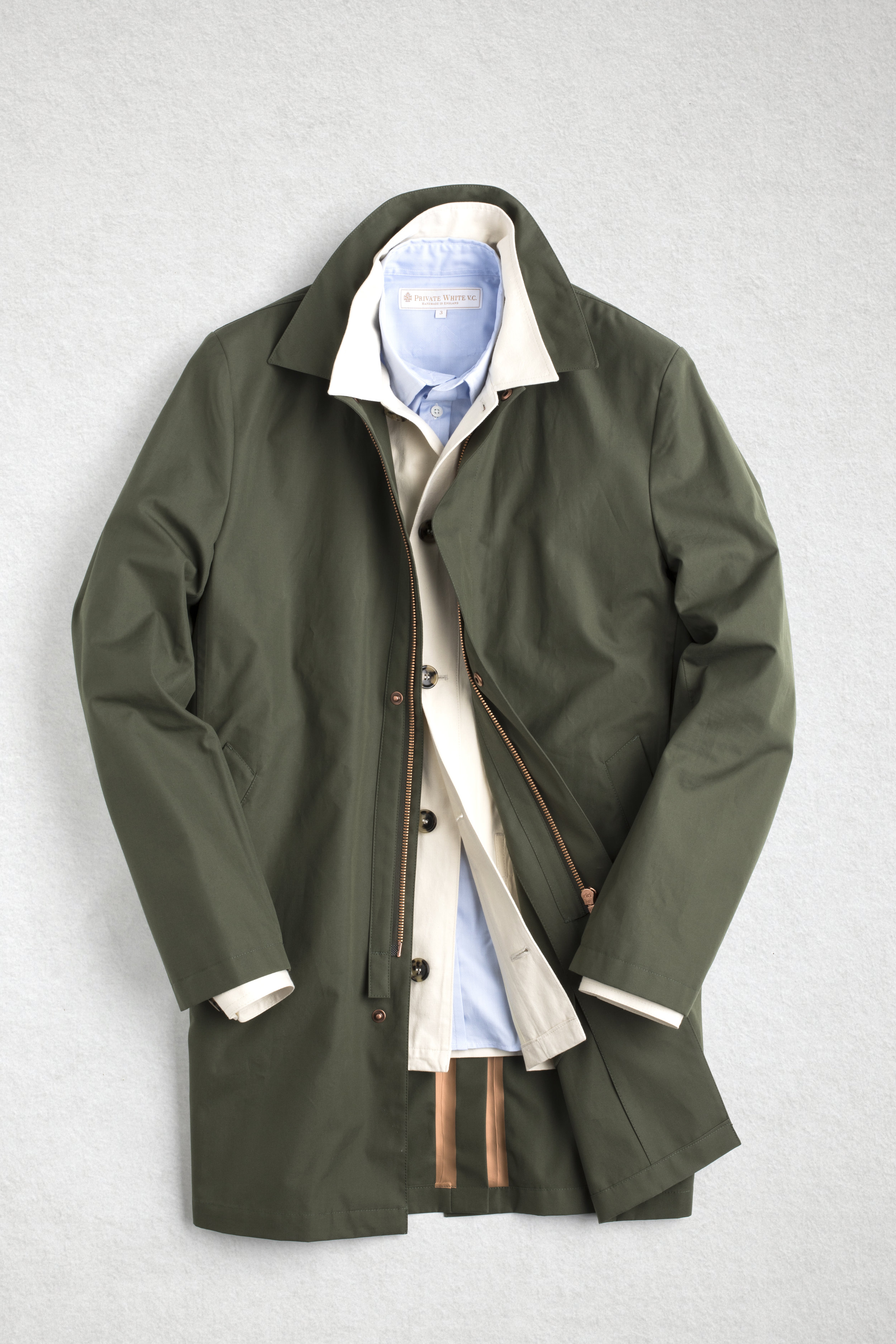 Private White V.C. rainmac - £650 - The ultimate must have for rainy days