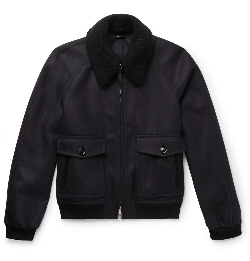 Tom Ford bomber at Mr Porter - £2995