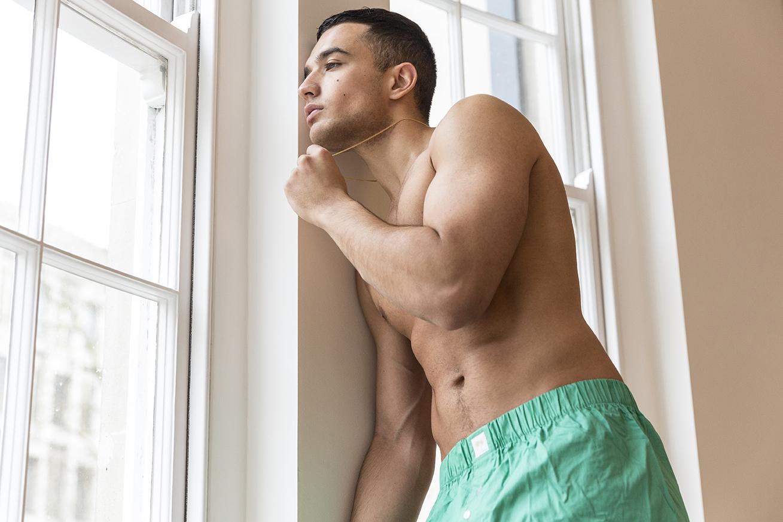 Underwear -  Pandora's Boxers , Necklace -  Alex Orso