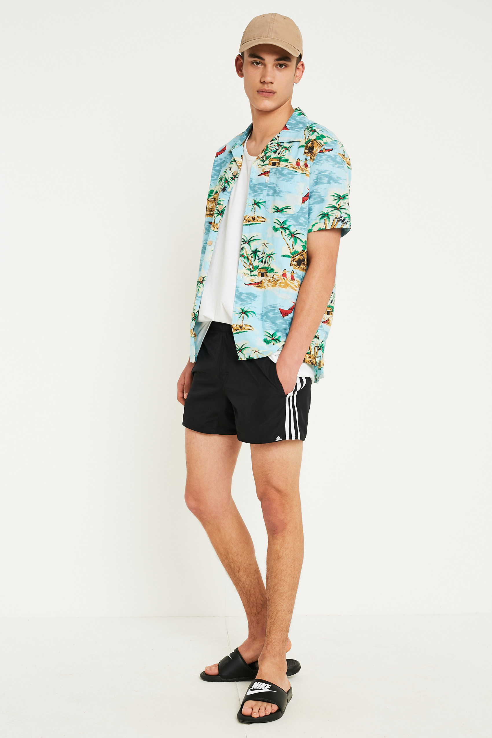 adidas swim shorts at Urban Outfitters £25 or €35.95 (2).jpg