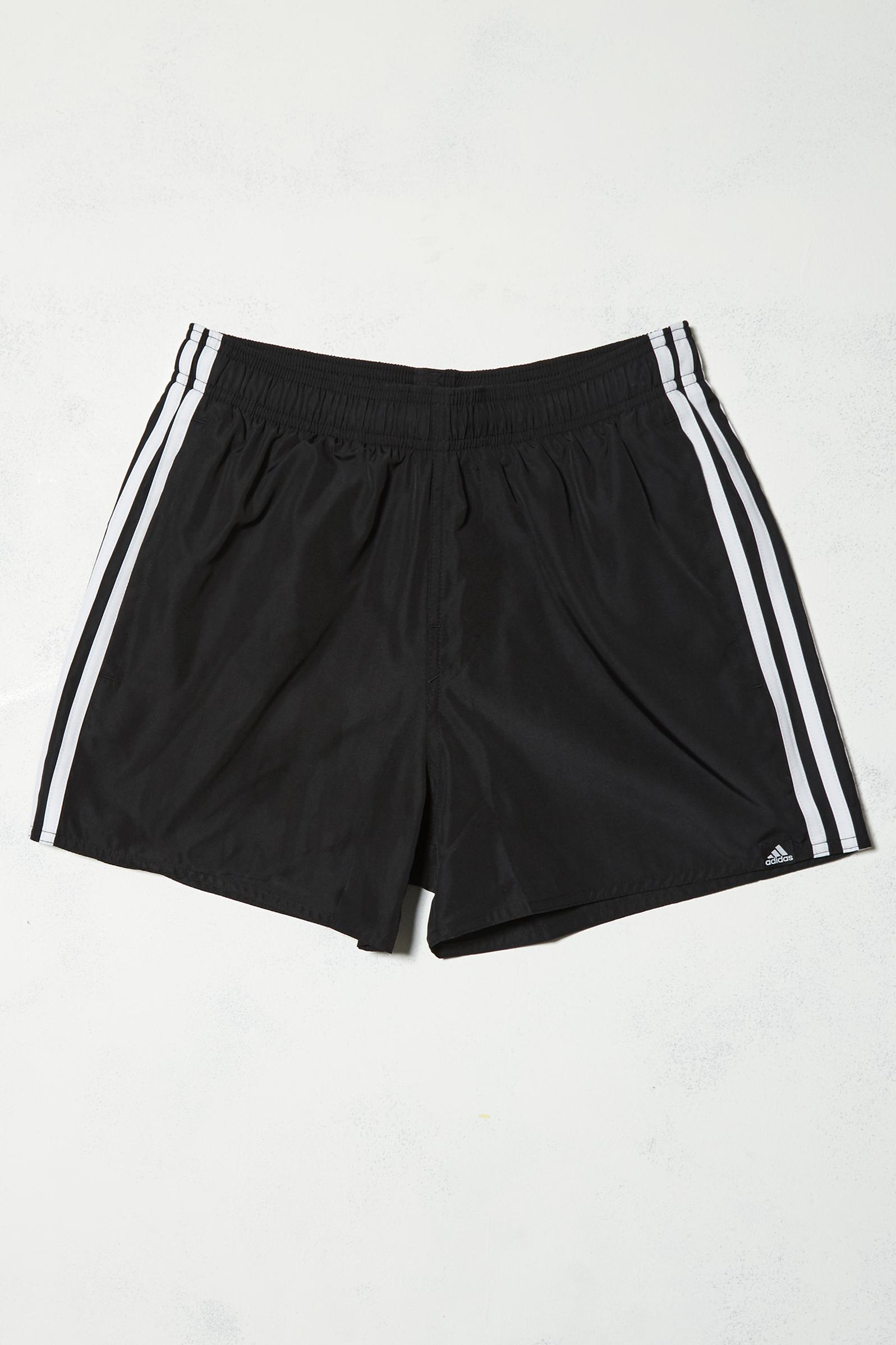 adidas three stripe swim shorts - £25