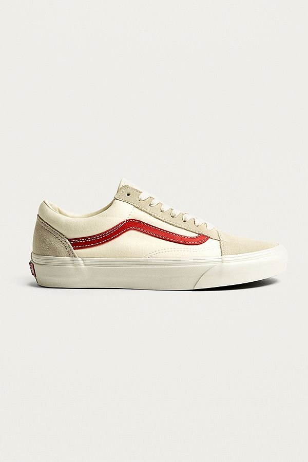 VANS sneakers - £57 - Just on the right side of retro
