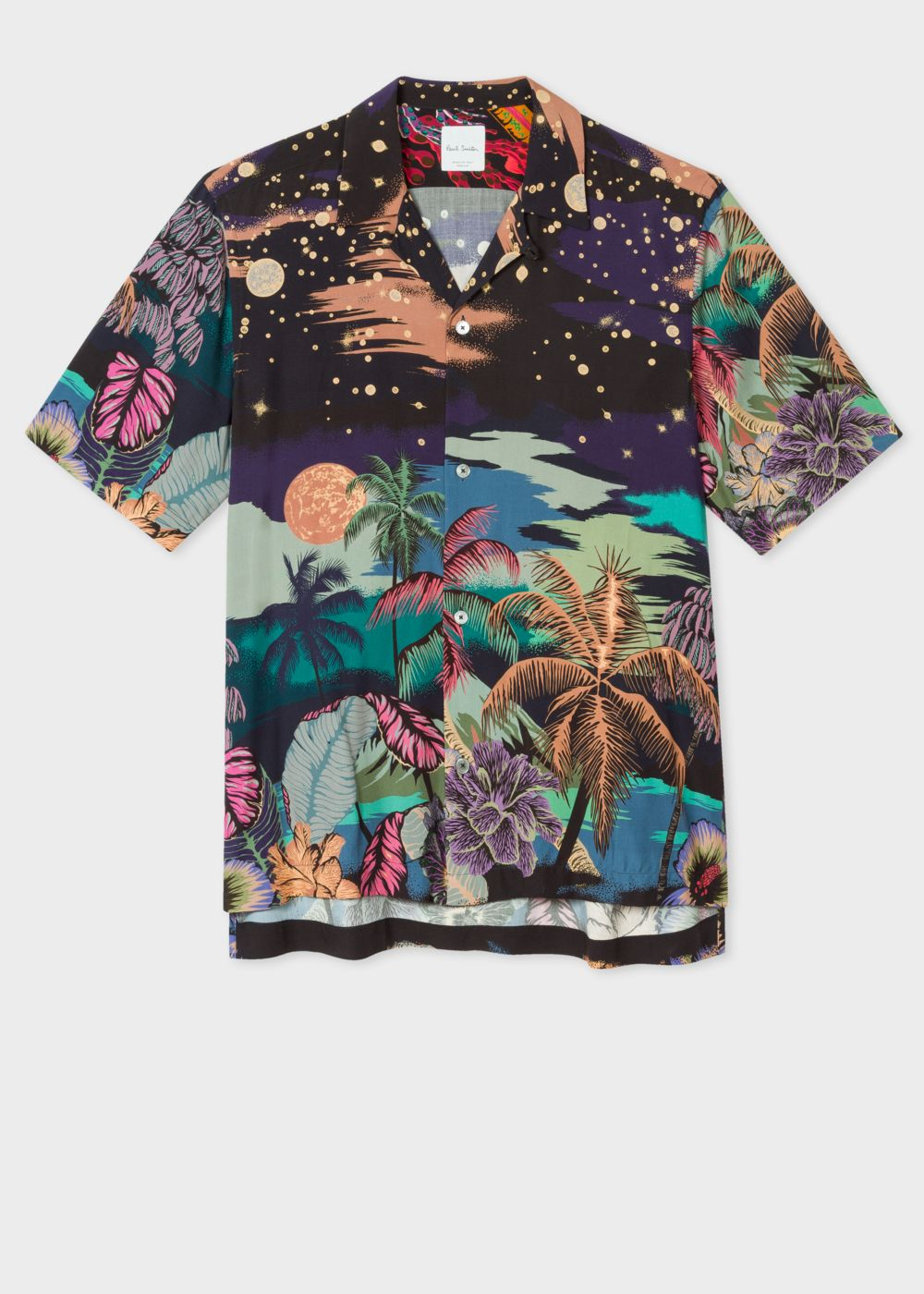 Paul Smith printed shirt - £215 - Our fav of the many, many printed shirts available this summer