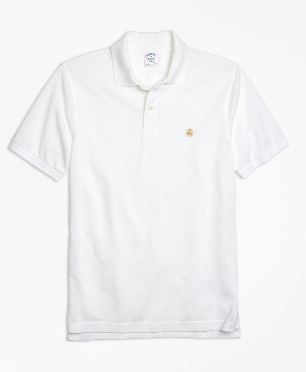 Brooks Brothers polo shirt - £85 - The very definition of