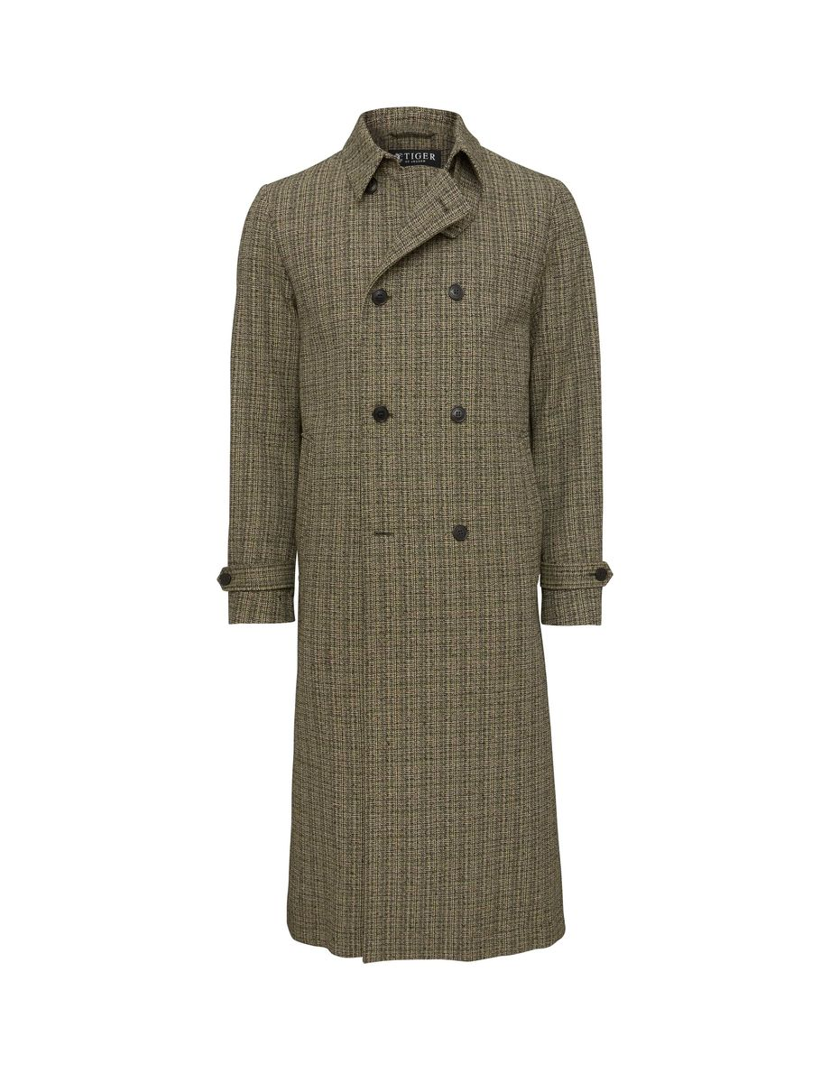 Tiger of Sweden coat - £599 - The perfect silhouette for the tall, slim rakish man
