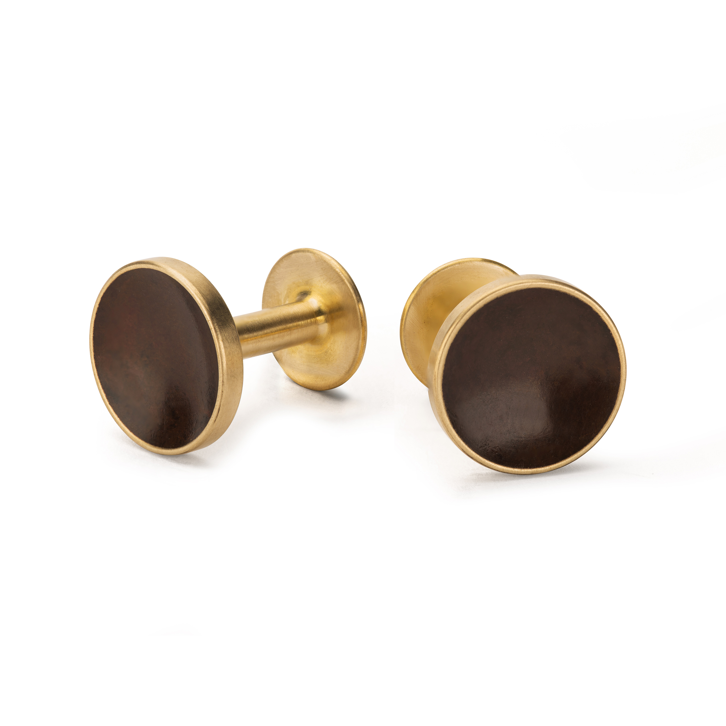 NEW Alice Made This Mens Patina Cufflinks in Hickory Bayley.jpg