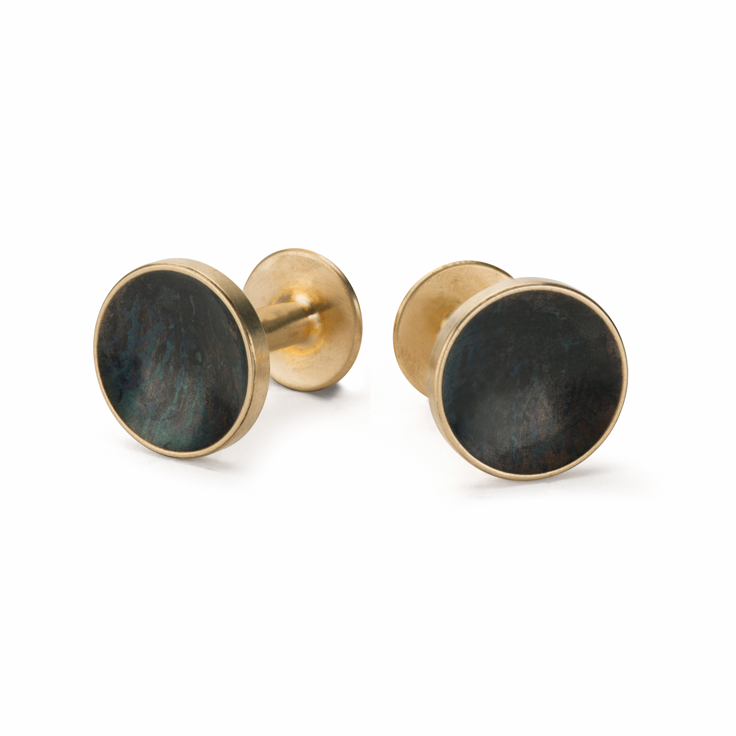 NEW Alice Made This Mens Patina Cufflinks in Quink Bayley.jpg