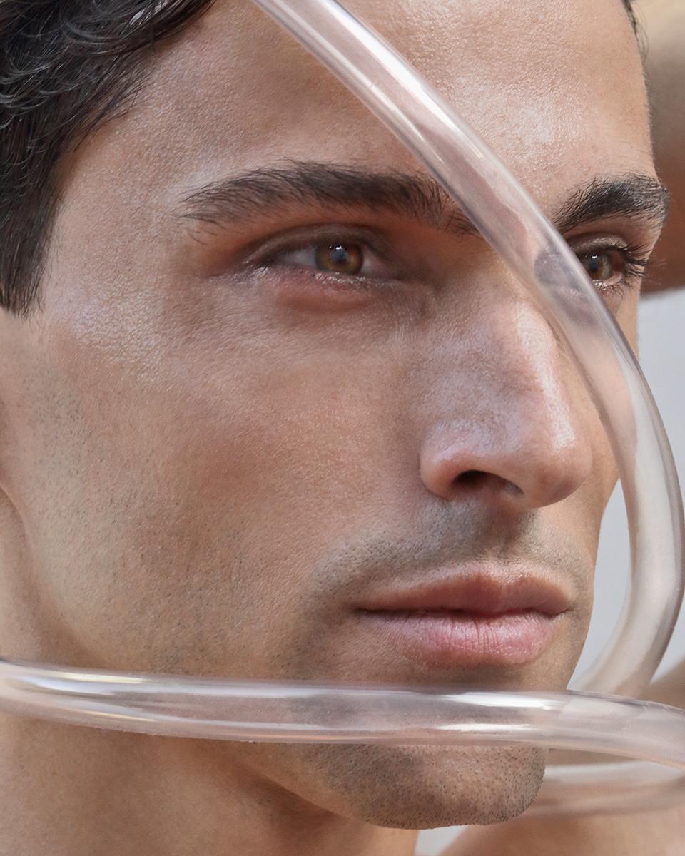 Face wash - Crema nera by  Giorgio Armani