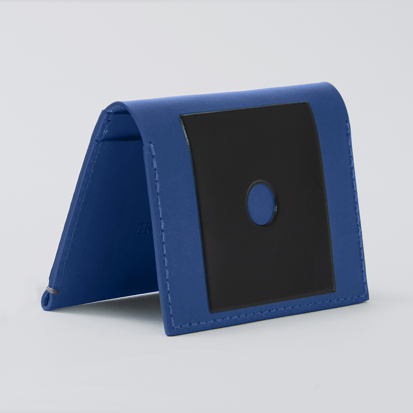 NEW Troubadour Colourful Wallet Collection - Blue Card Wallet.jpg