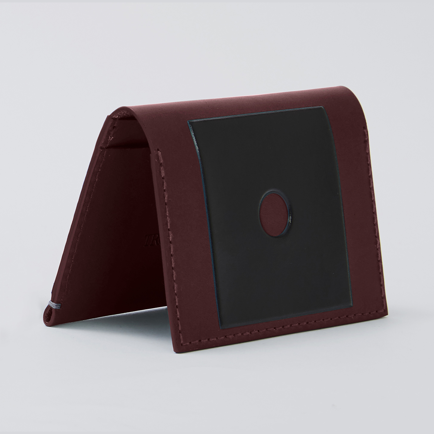 NEW Troubadour Colourful Wallet Collection - Red Card Wallet.jpg