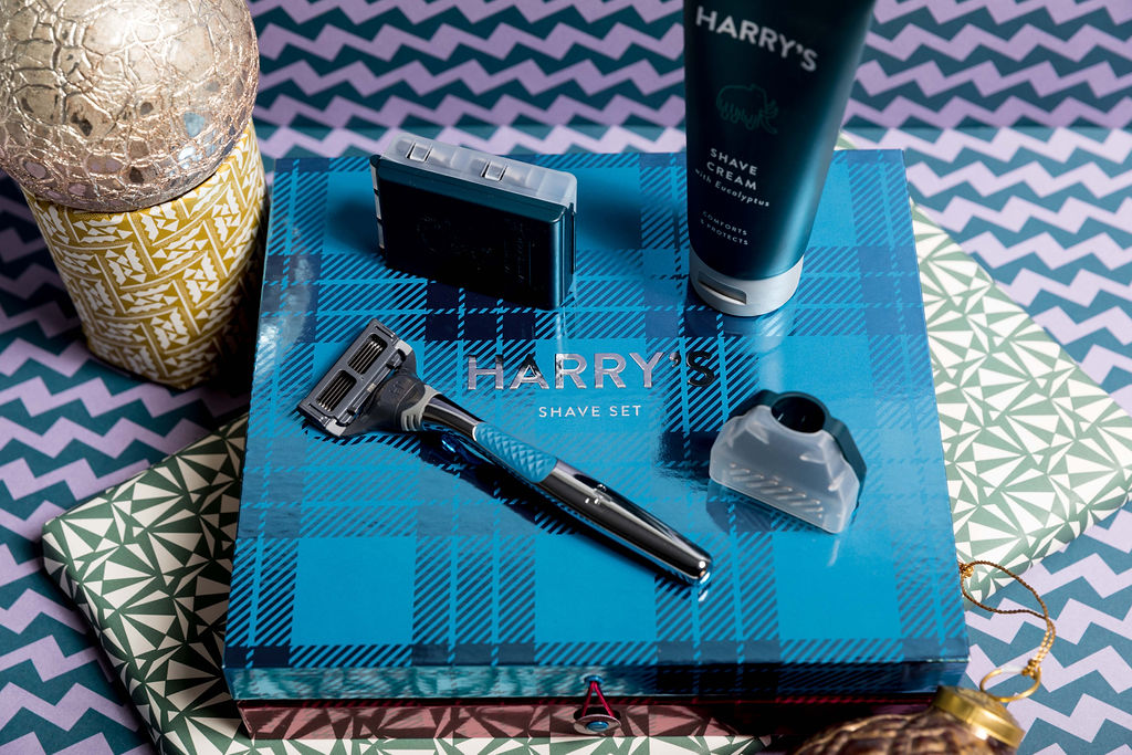 Harry's Winter Winston deluxe gift set - £38