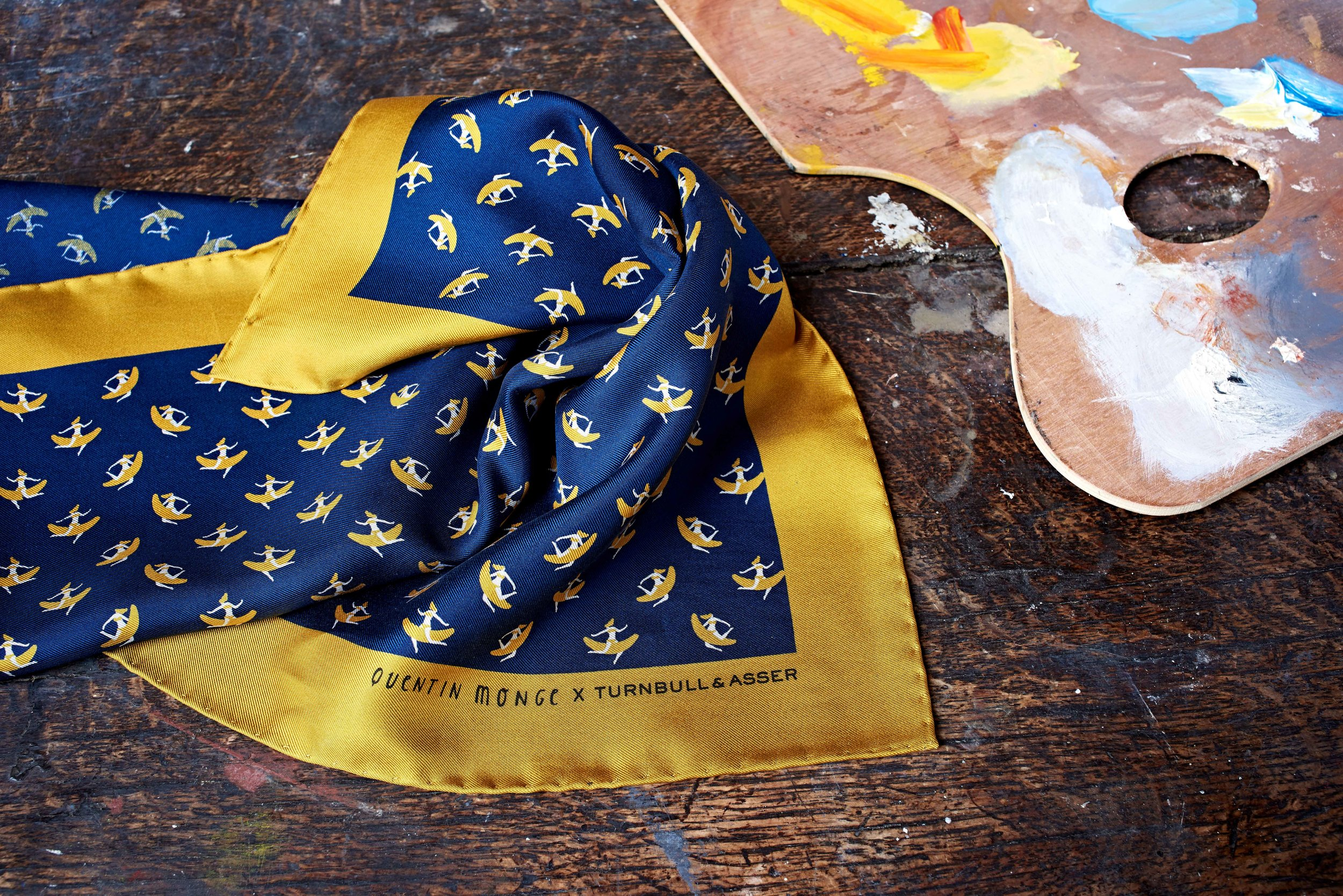 NEW Turnbull & Asser 'The Artist Collection' Pocket Squares (6).jpg