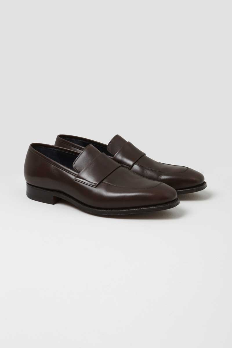 Richard James loafers - £395 - Should you be more of a loafers than sneakers man, invest in these superb new season calf leather loafers from Richard James.