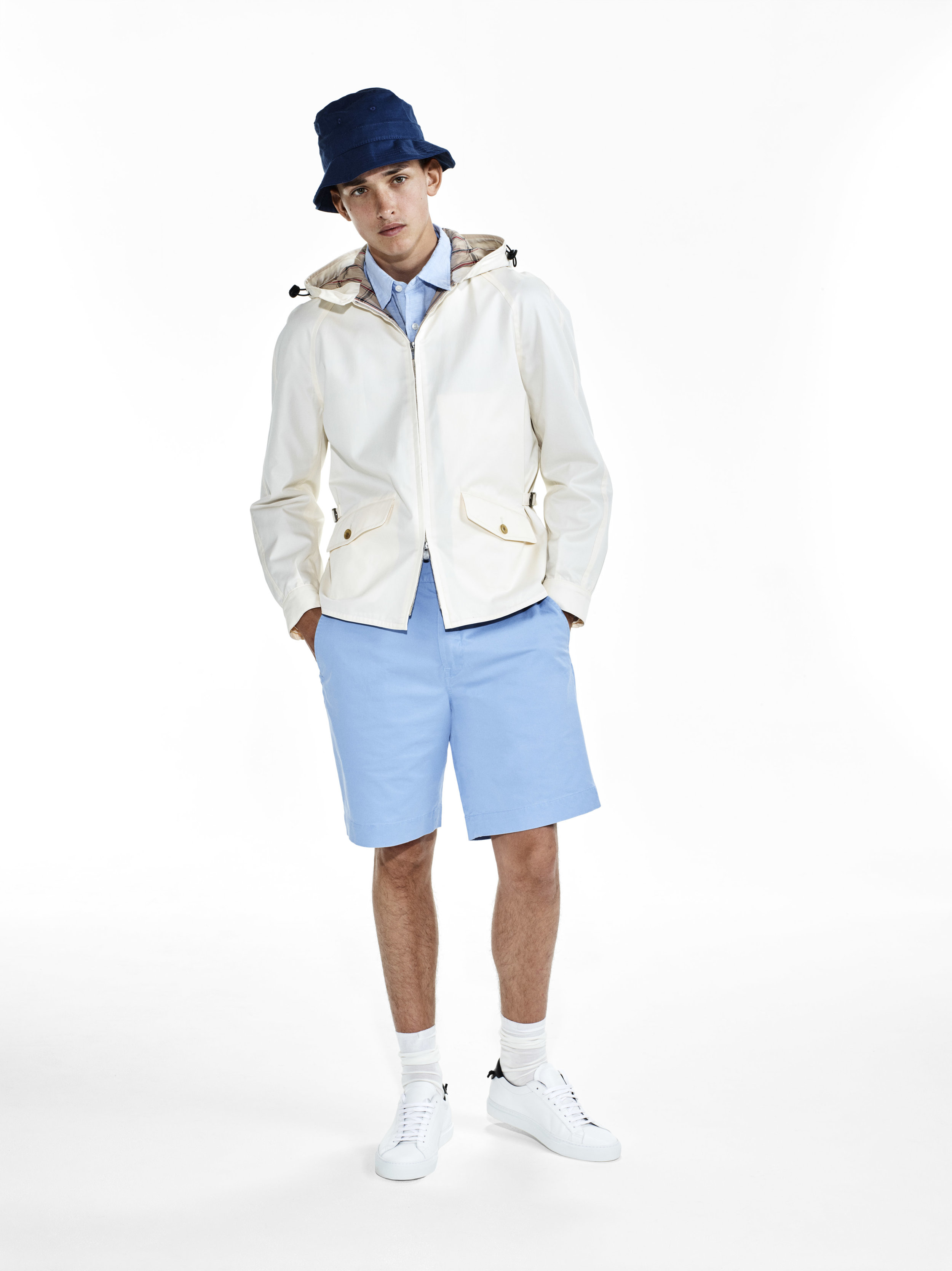 Hooded Golfer - Grenfell Cloth.jpg