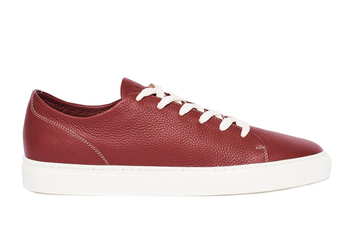 Harrys of London pursuit sneakers - £280 - Swap boring black for bright red with these superb new season sneakers from of the industry's most exciting footwear brands