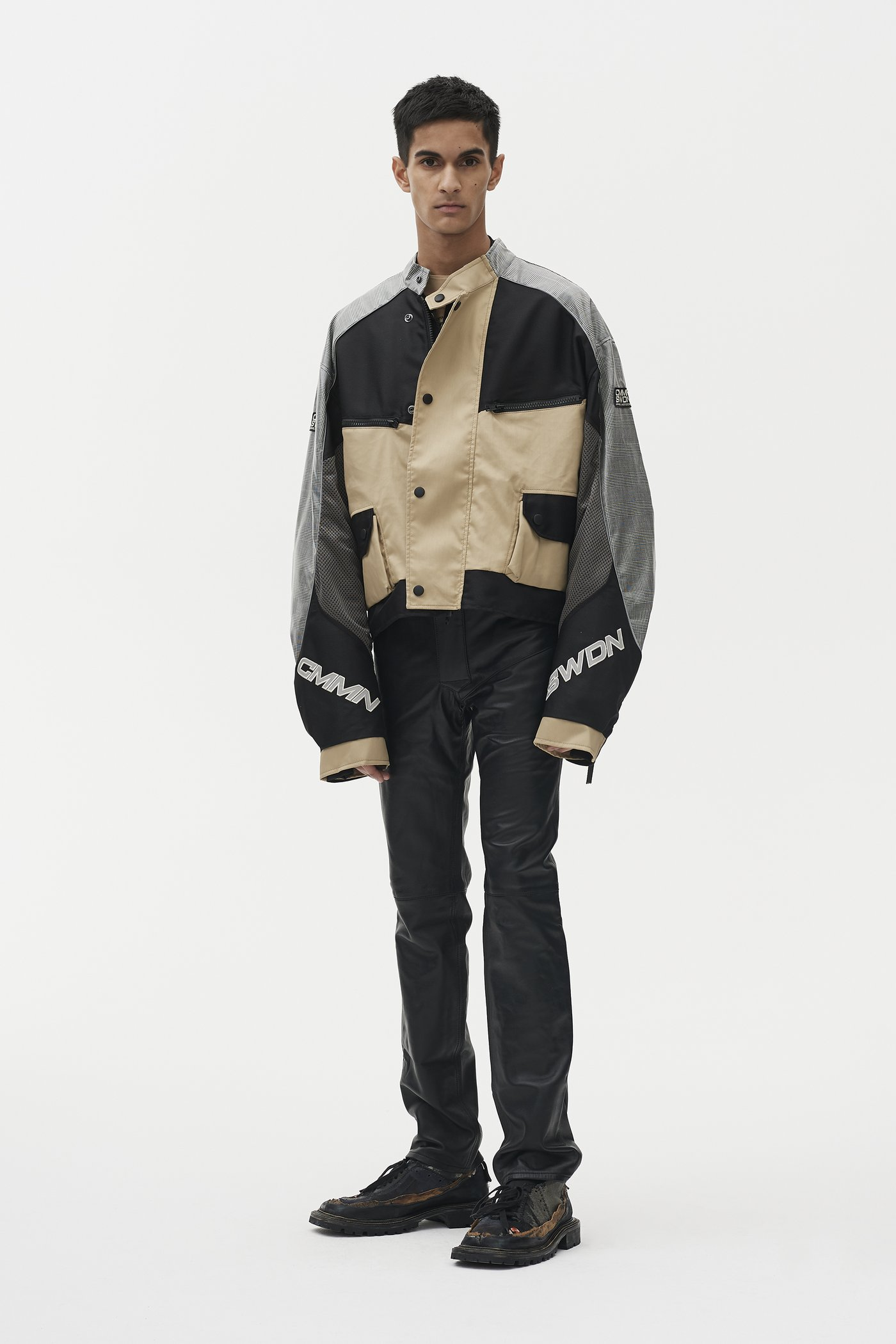 CMMN SWDN jacket - £1,380 - Dare to be different
