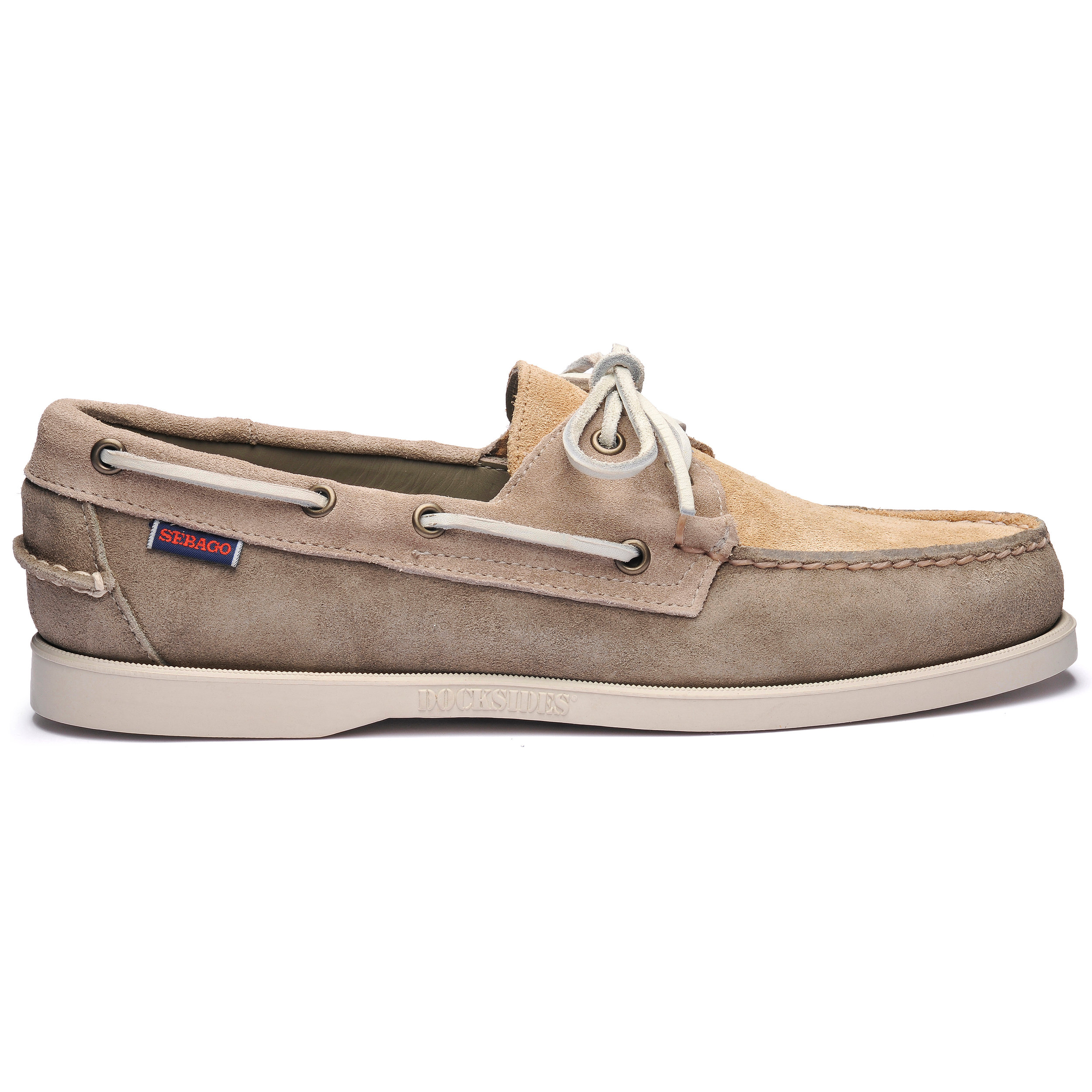 Sebago boat shoes - £115 - Boat shoes are a staple for spring and summer and these hit all the right notes with the light shade and suede fabric