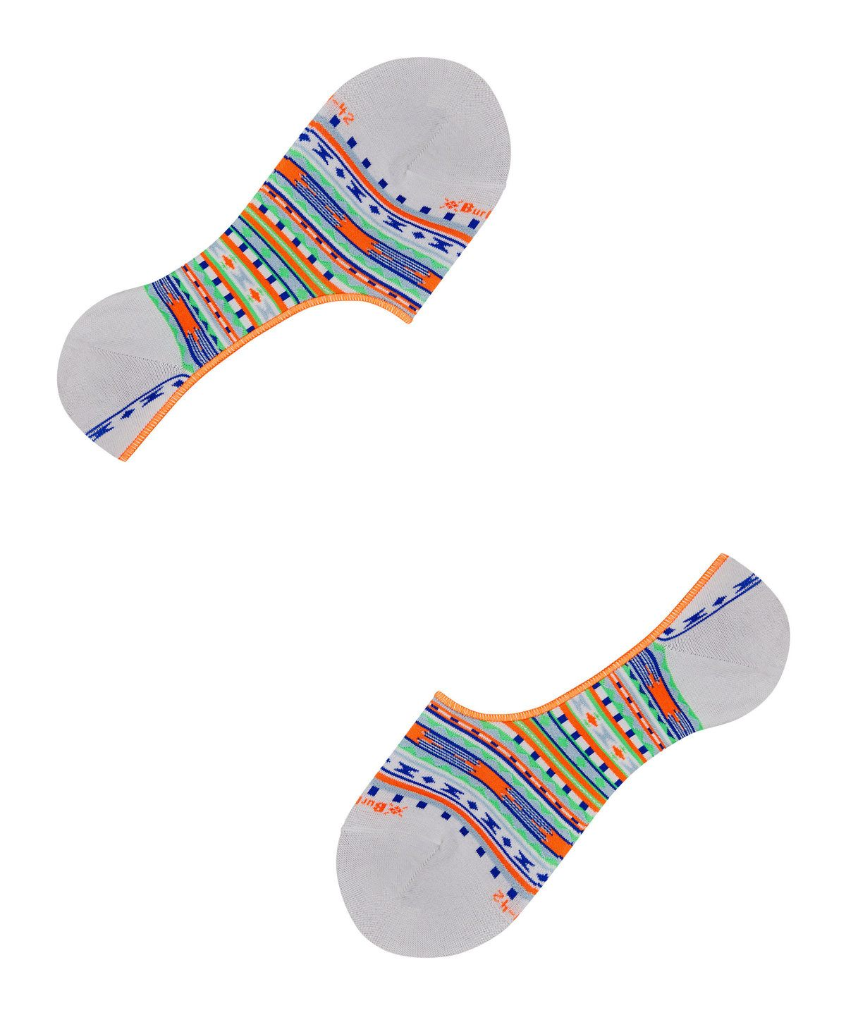 Burlington no show socks - £10 - Who said that invisible socks had to be boring?!