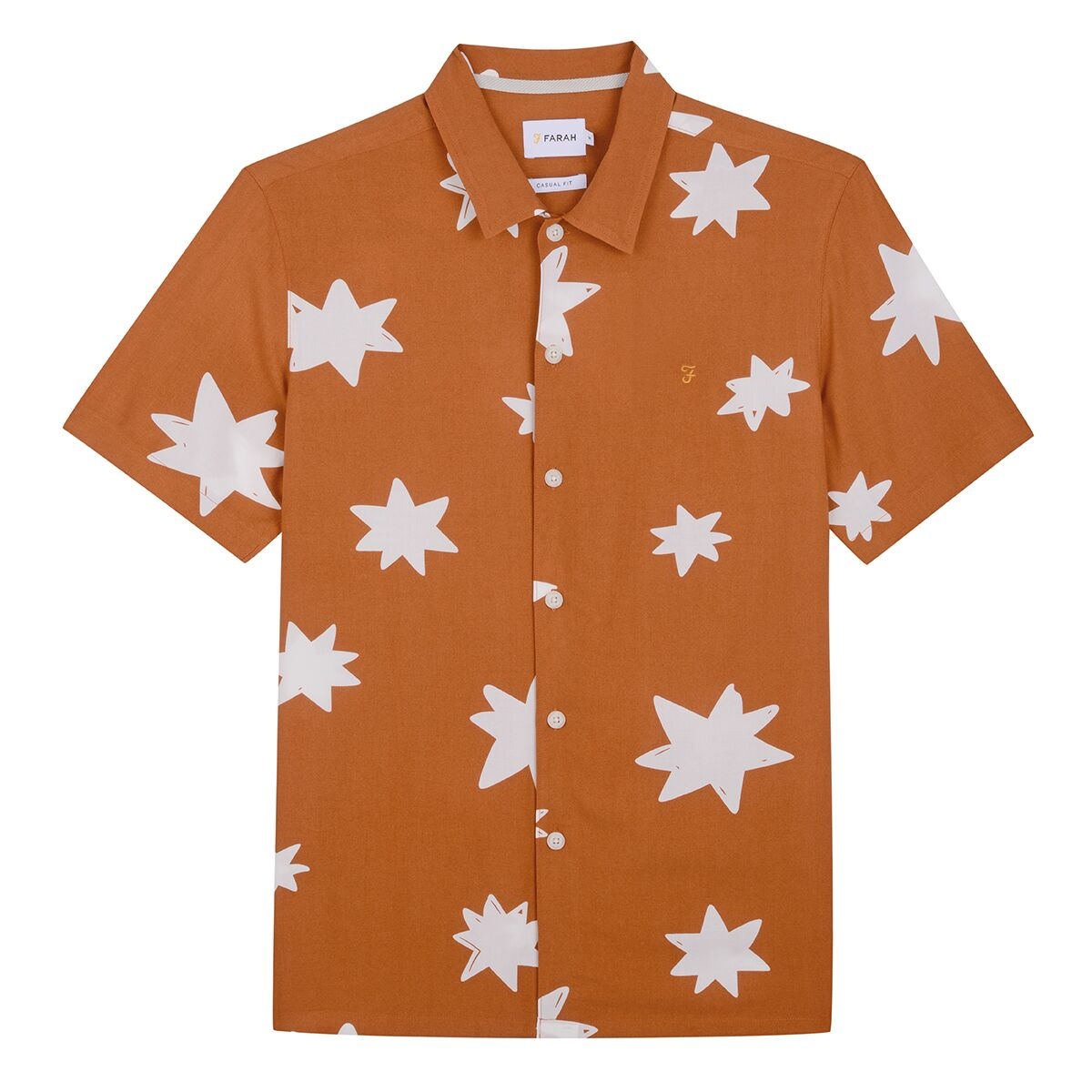 Farah Santiago shirt - £65 - Start thinking about your summer wardrobe, with this shirt which would be perfect for walks along the beach at night