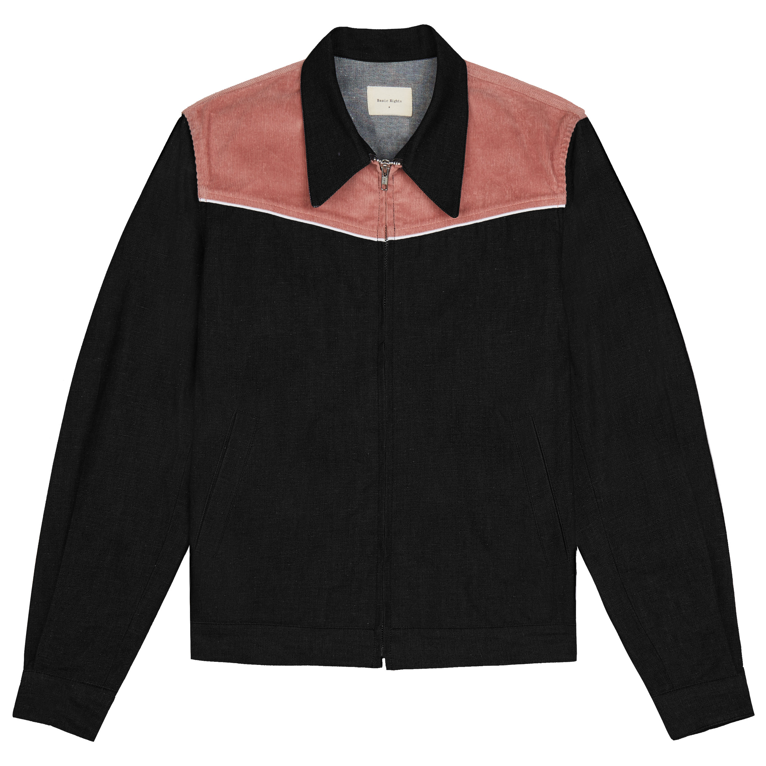 Basic Rights western jacket - £175 - Achingly cool. Wear with skinny black jeans and Chelsea boots for old school rocker vibes
