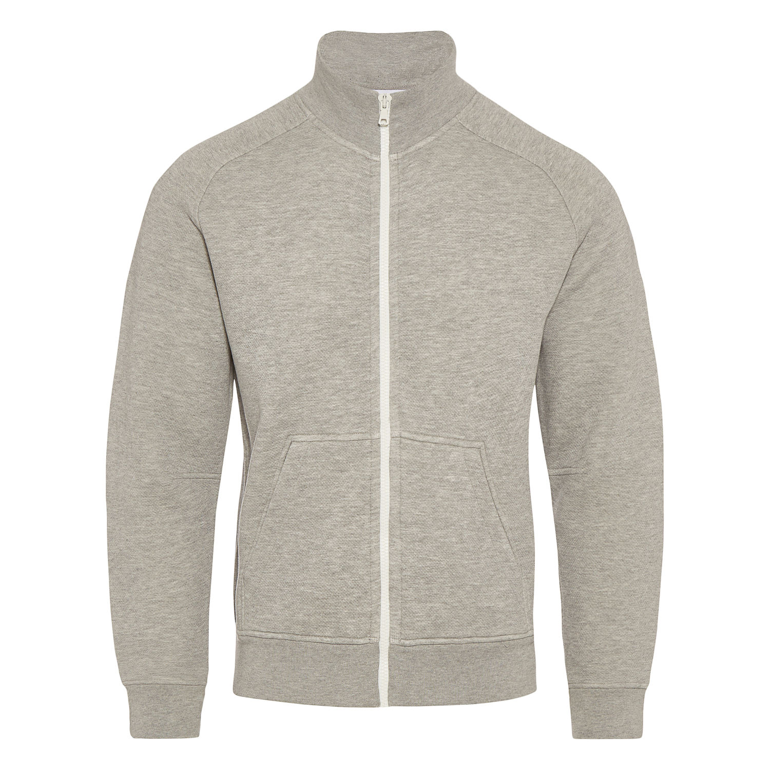 Orlebar Brown zip-up sweatshirt - £175 - Do the Bank Holiday chill in style, with fitted and sporty casual wear from Orlebar Brown