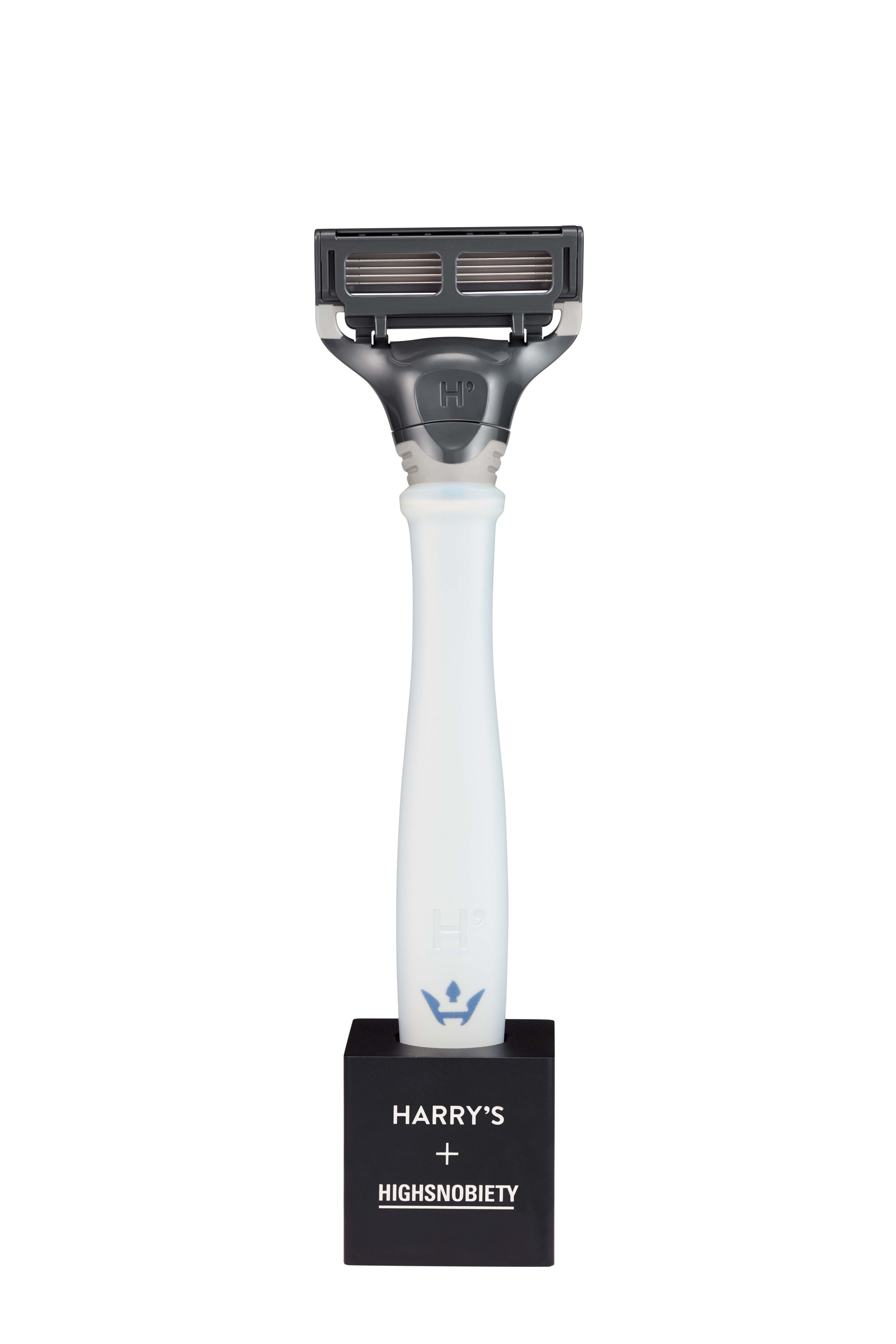 Harry's x Highsnobiety razor - £29 - A rakish upgrade to the signature Truman razor that would look great in your minimalist bathroom