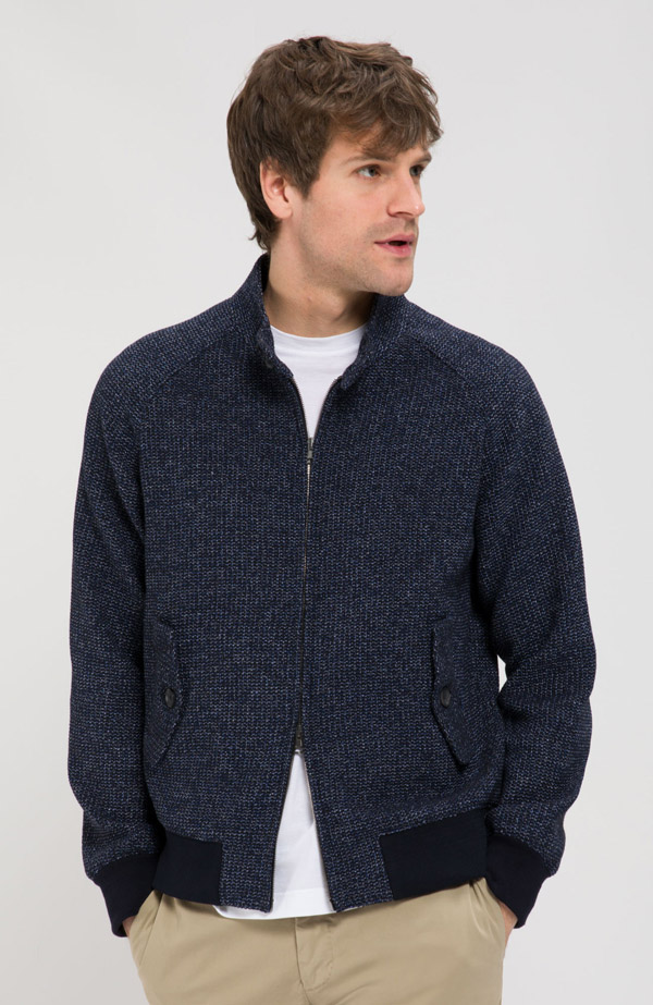 Slowear bomber - £660 - Perfect for early spring days and windy April days by the sea