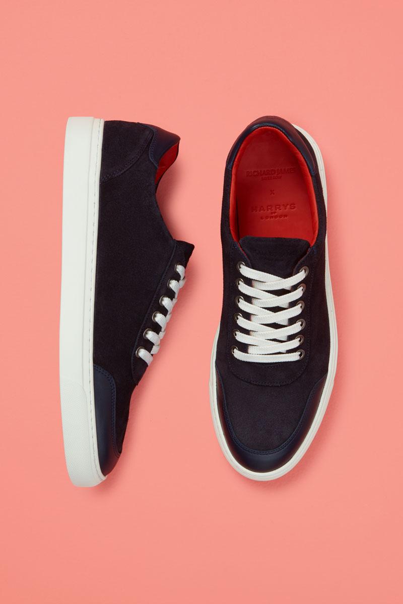 Richard James Curzon sneakers - £285 - Understated = effortlessly elegant