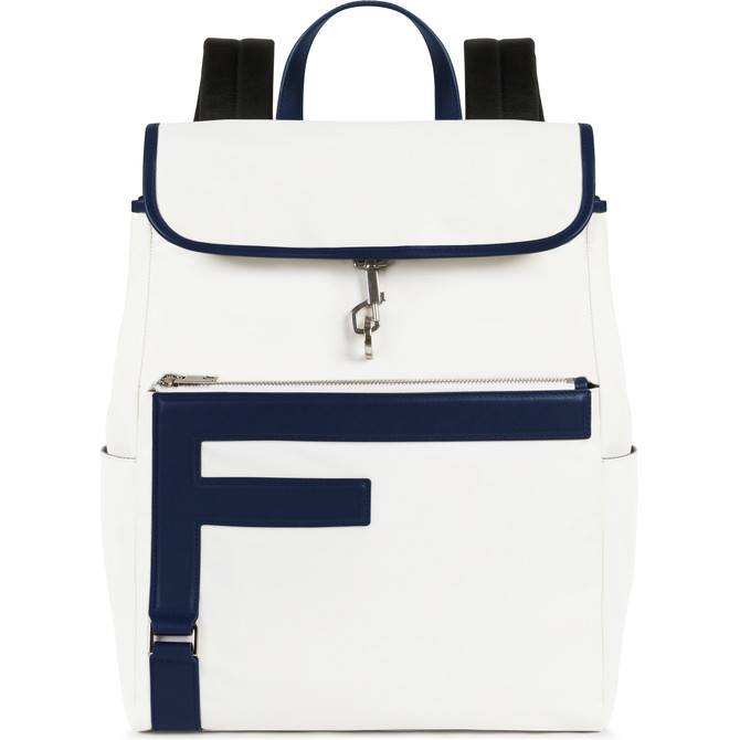 Furla backpack - £420 - Perfect for showing off how smug you are as you jump aboard your yacht for the weekend