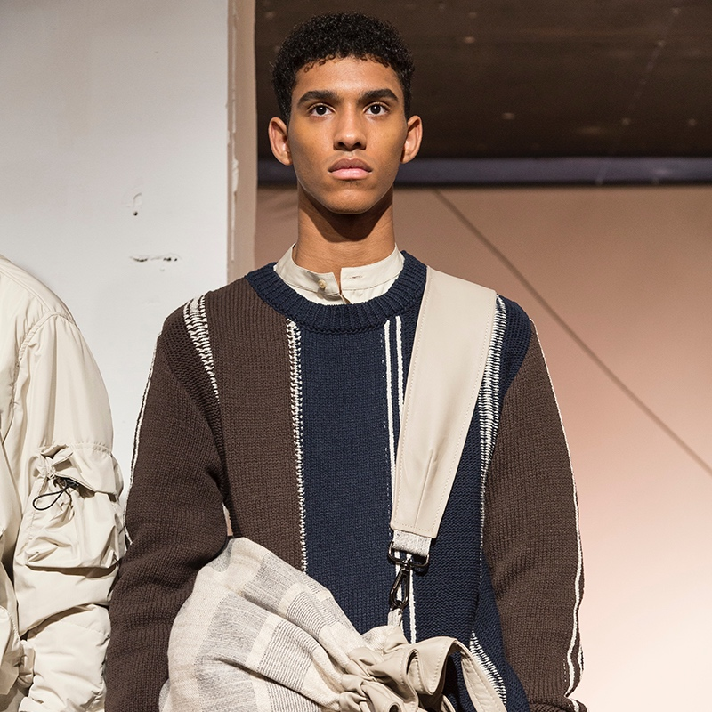 Qasimi  London based menswear brand that draws inspiration from socio-political issues, architecture and contemporary art    www.qasimi.com