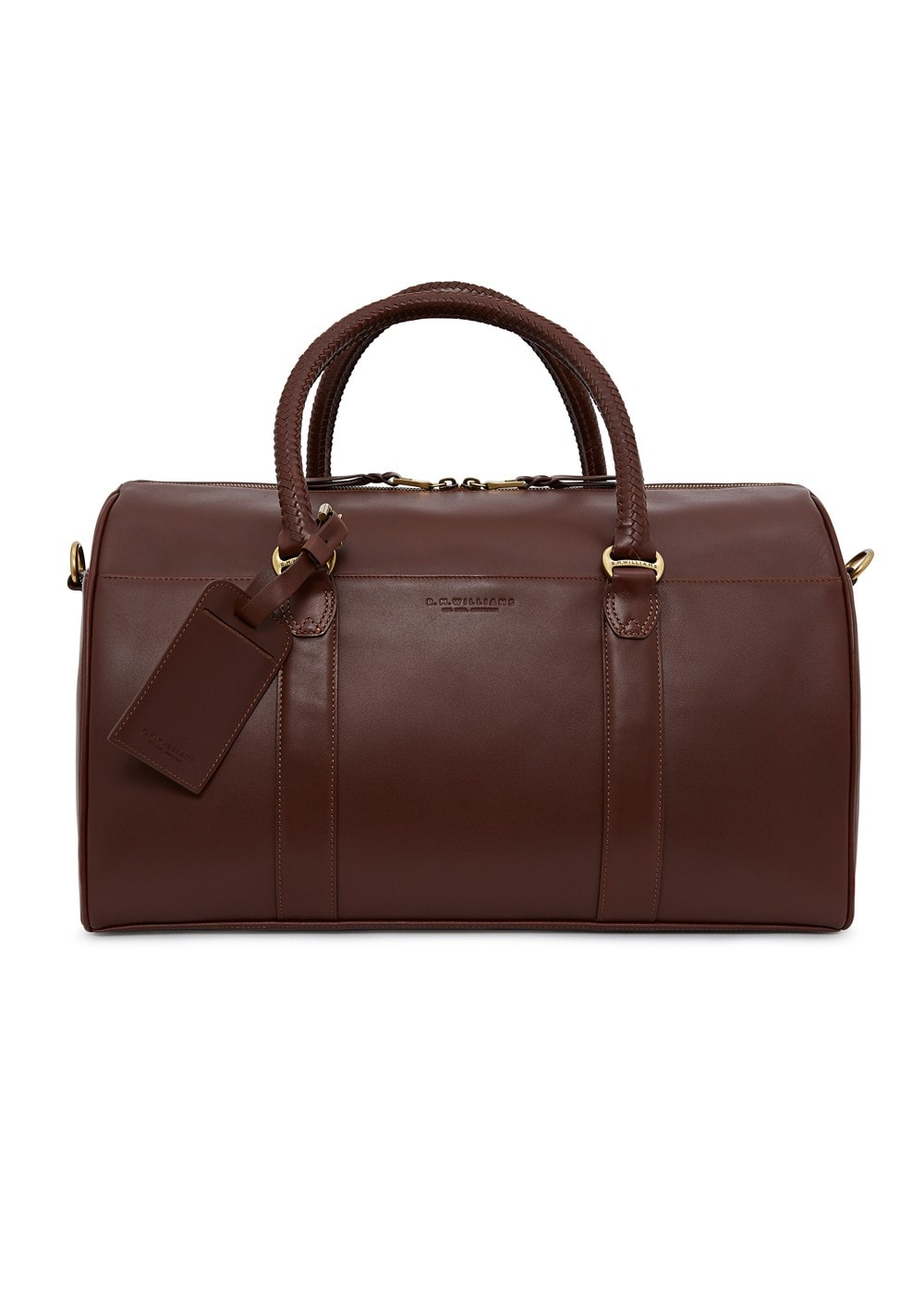 R.M.Williams overnight bag - £390 - Travel in style with this understated and functional design that has more than enough space for a weekend break