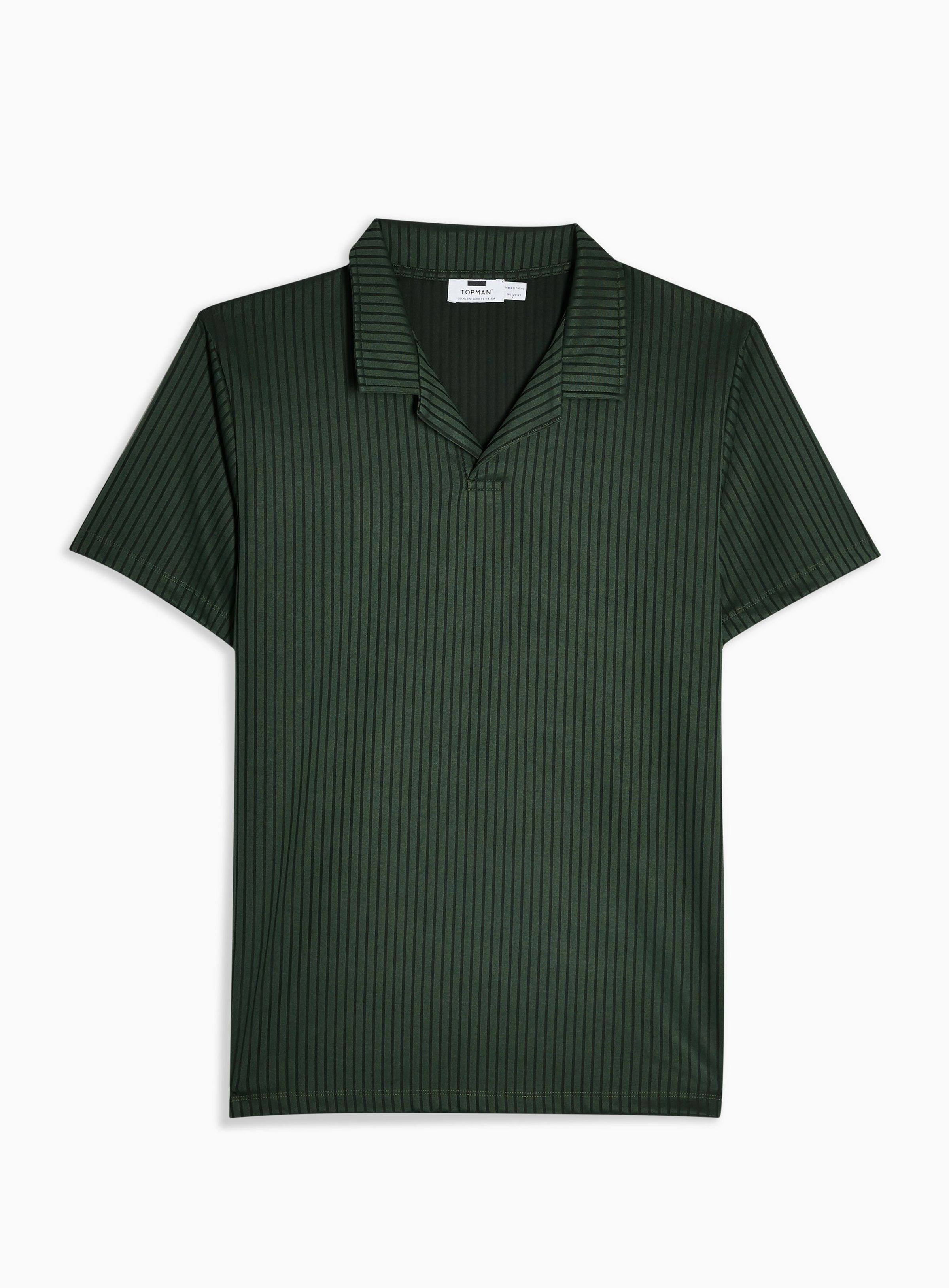 Topman polo - £22 - Slink into summer with this sexy polo design from Topman which is perfect for going from day to night