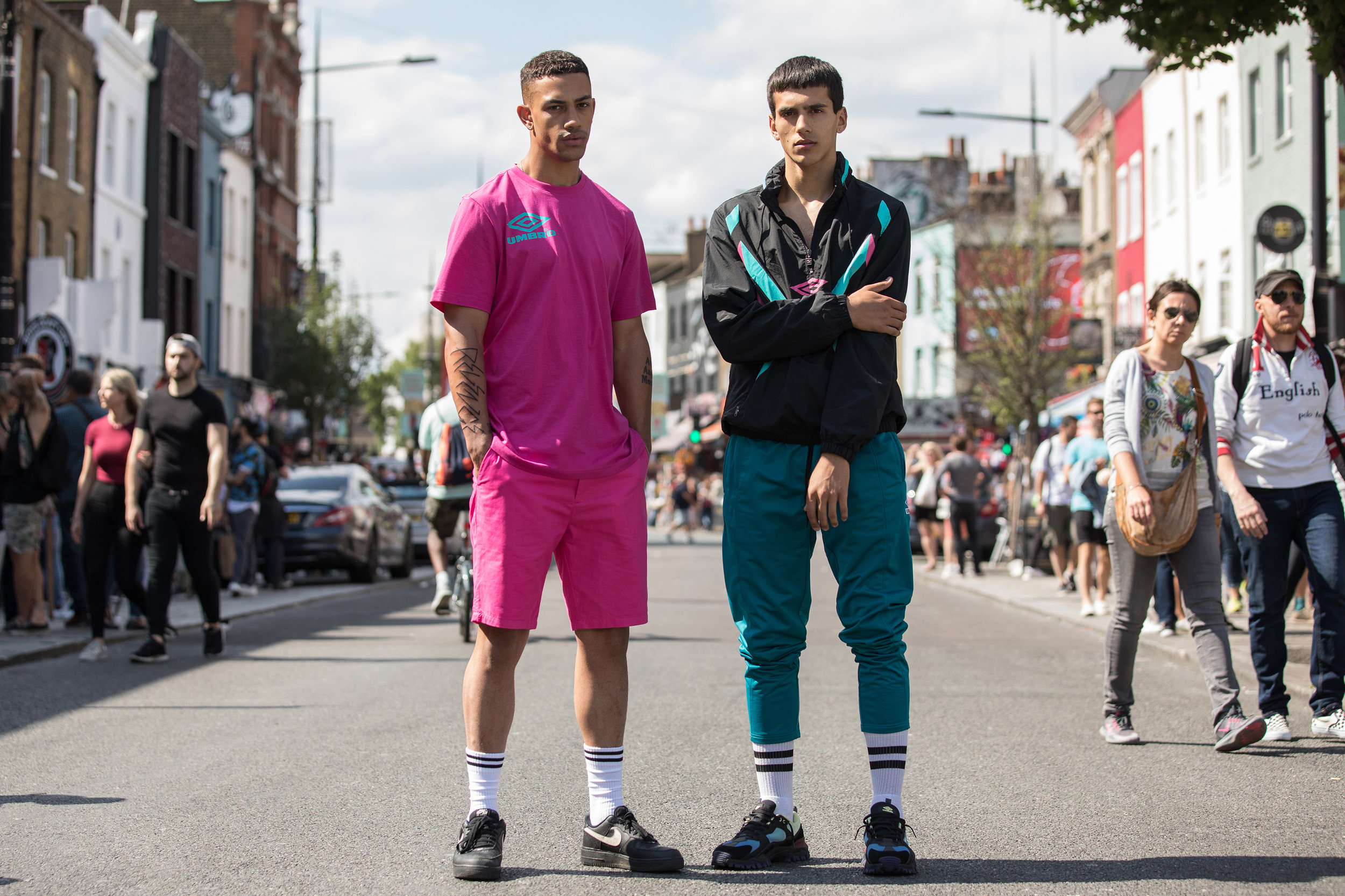 Ben & Atlant wear  Umbro