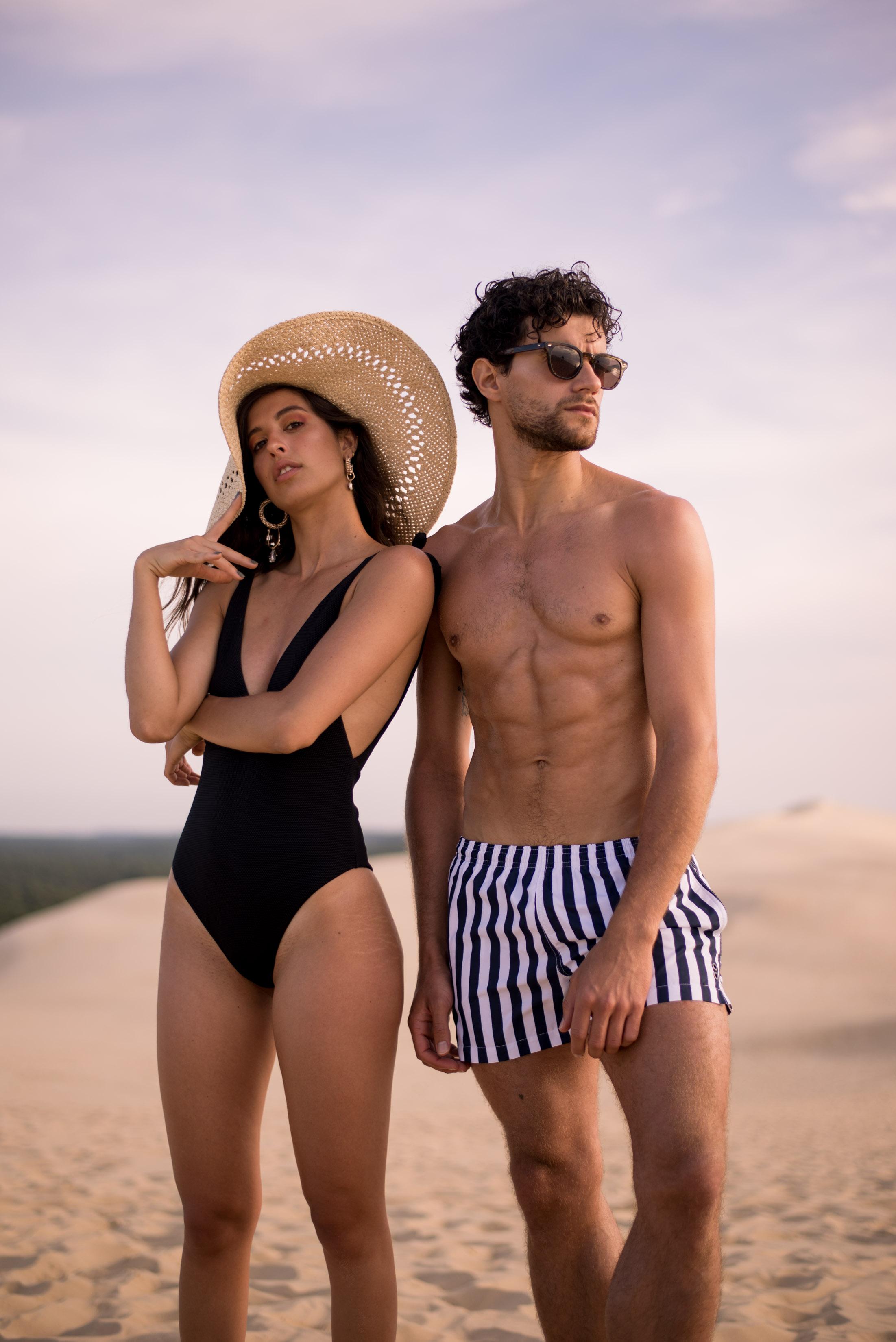 Shorts -  Ron Dorff , Swimwear -  Calezdonia , Hat -  H&M