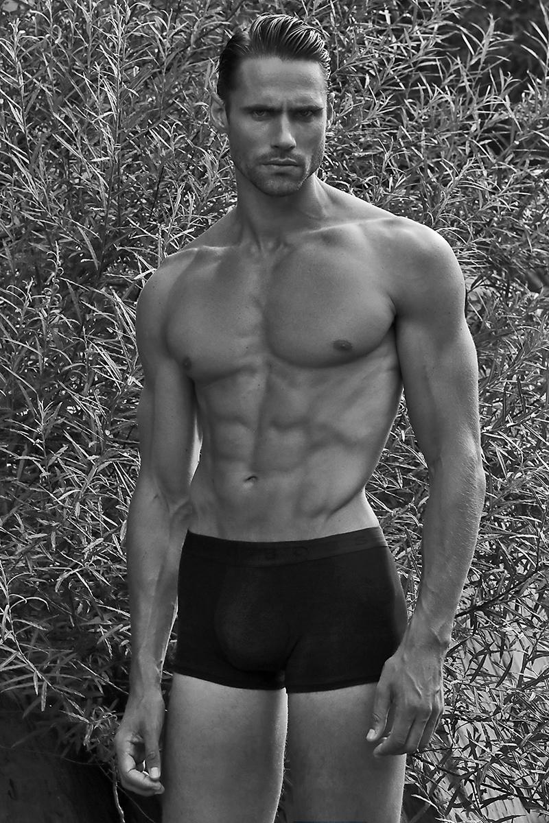 Underwear -  Hugo Boss ,  American Crew forming cream ,  Jack Black cool moisture body lotion