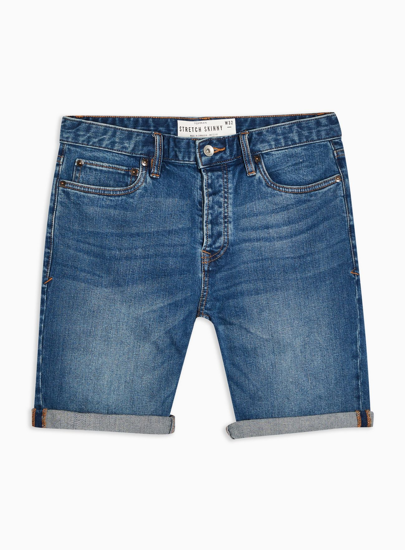 Topman denim shorts - £25 - A must have for the last week of summer