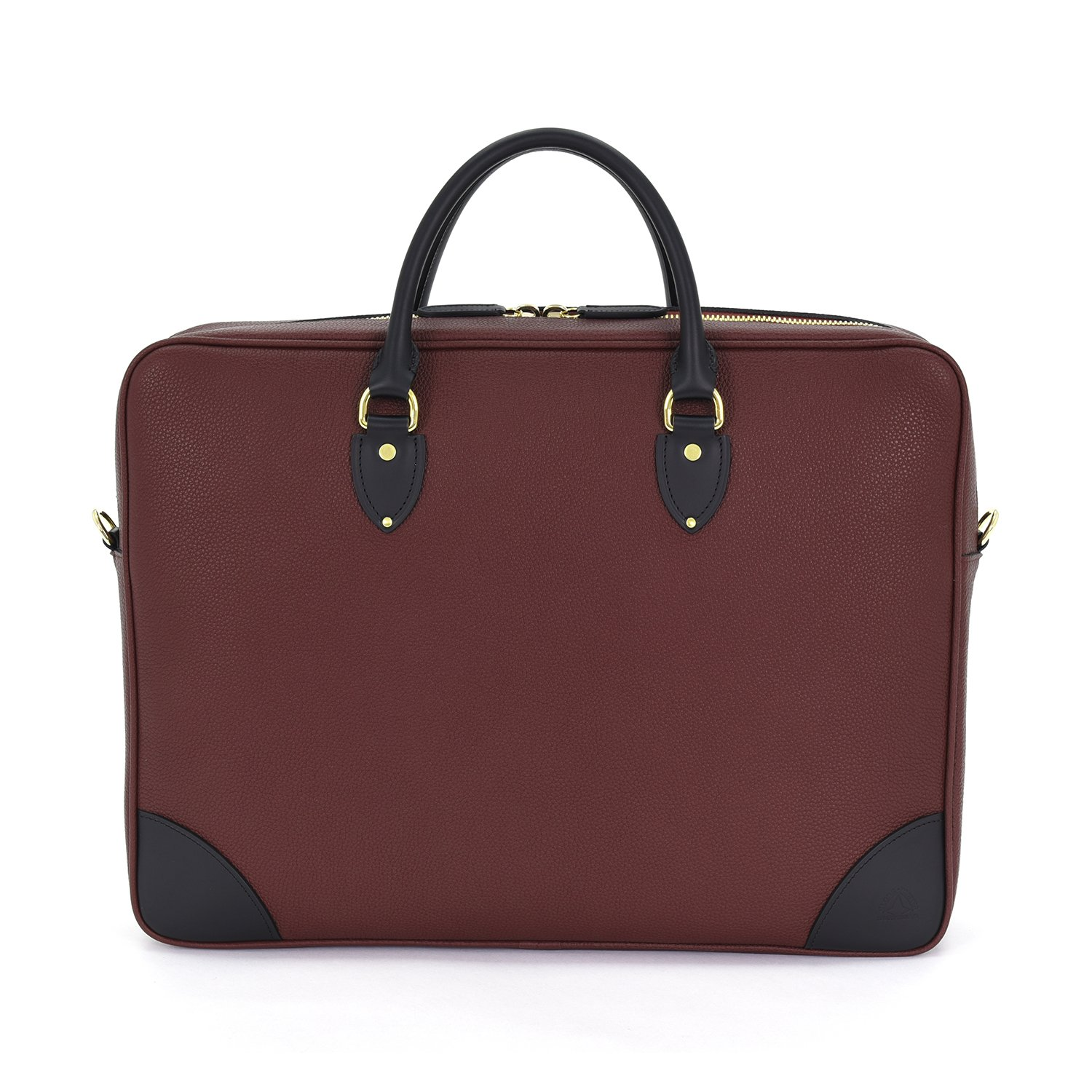 "Globe-Trotter briefcase - £1,080 - Get on the ""kids are going back to school so need a new backpack"" bandwagon with this superb briefcase in oxblood from Globe-Trotter"
