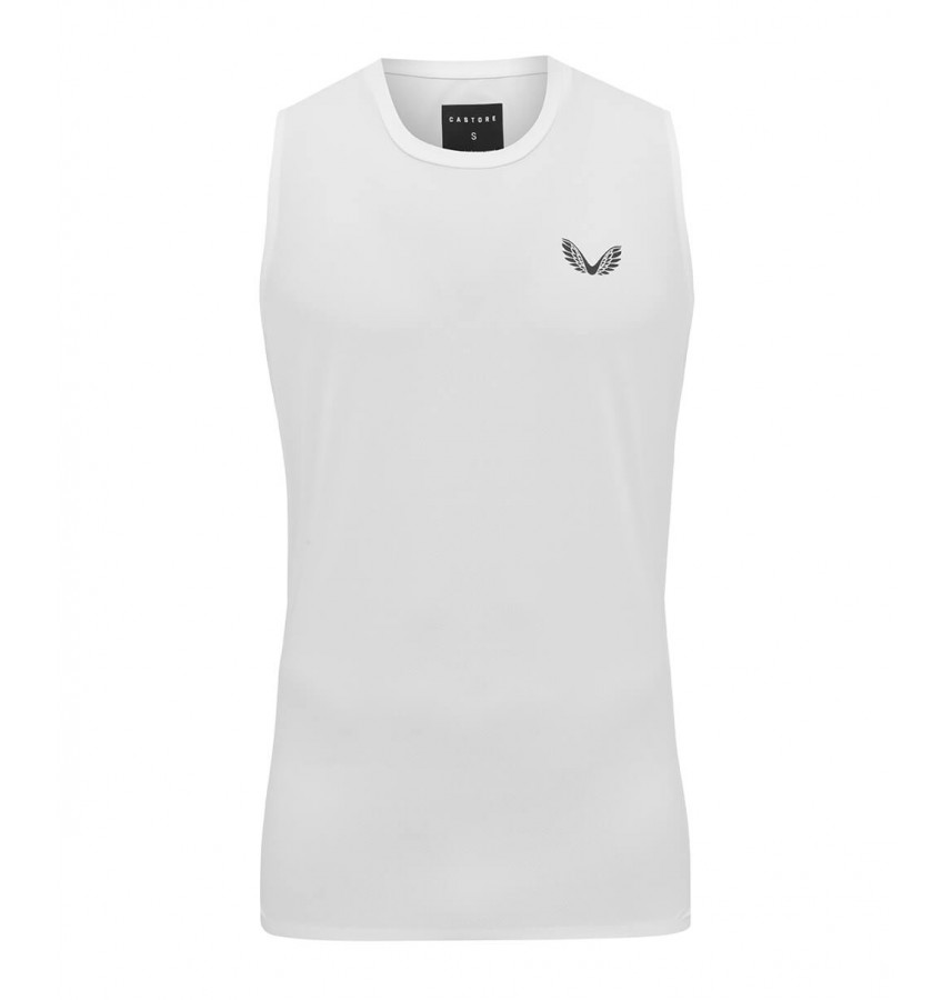 Castore vest - £60 - Unleash your inner athlete (and show off them gainz) with this vest, made from a mesh fabric, making it perfect for training in warmer climes