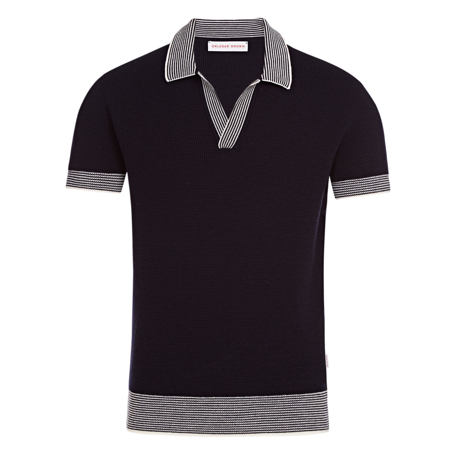 Orlebar Brown polo - £295 - Perfect all day wear for holidays