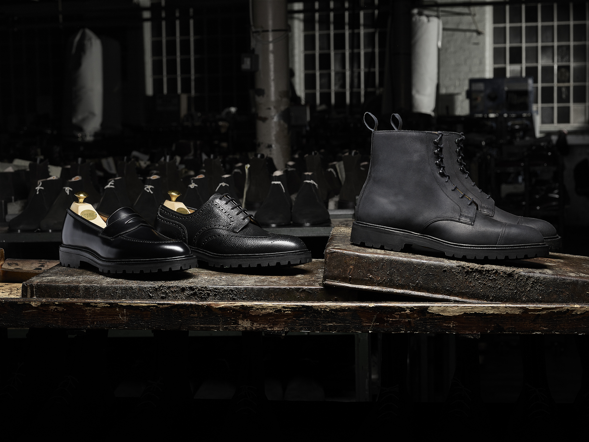 Front Cover - The Black Editions II - Group (Crockett & Jones AW19 TBE).jpg