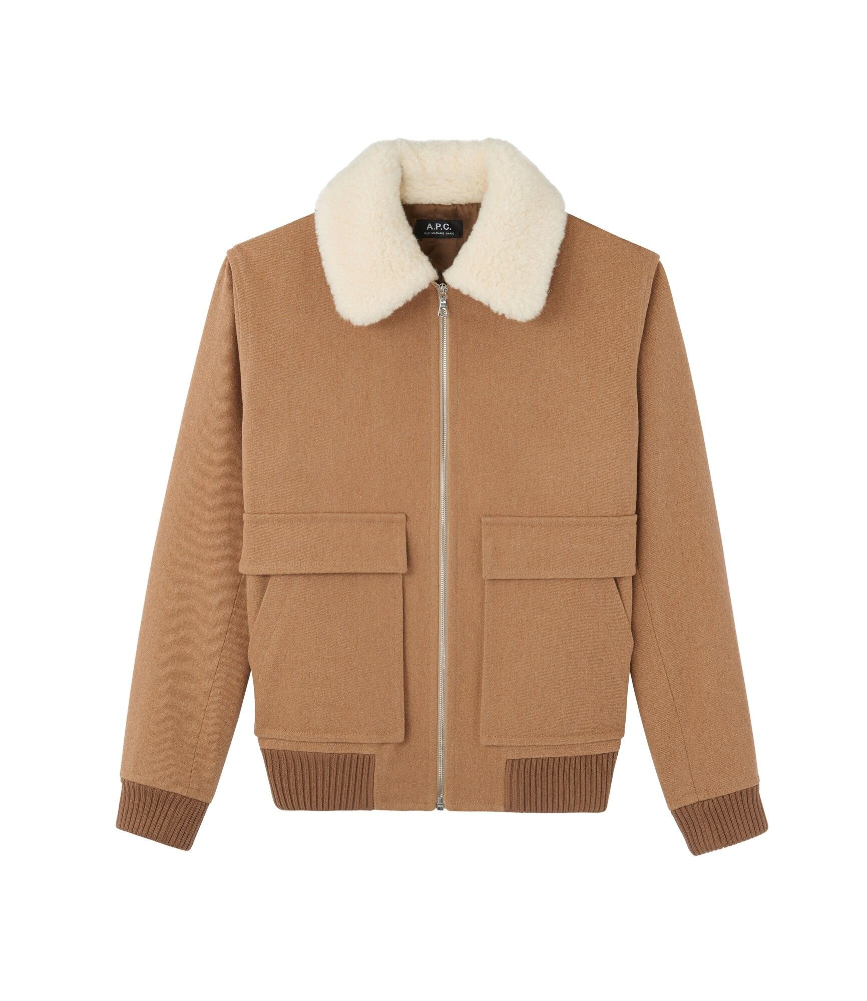 APC jacket - €485 - Some things are so perfect in every way that they will never not be desirable. Case in point to your right.
