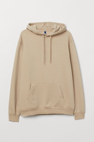H&M hoodie - £17.99 - The high street giant continues to impress with its made to last, affordable basics.
