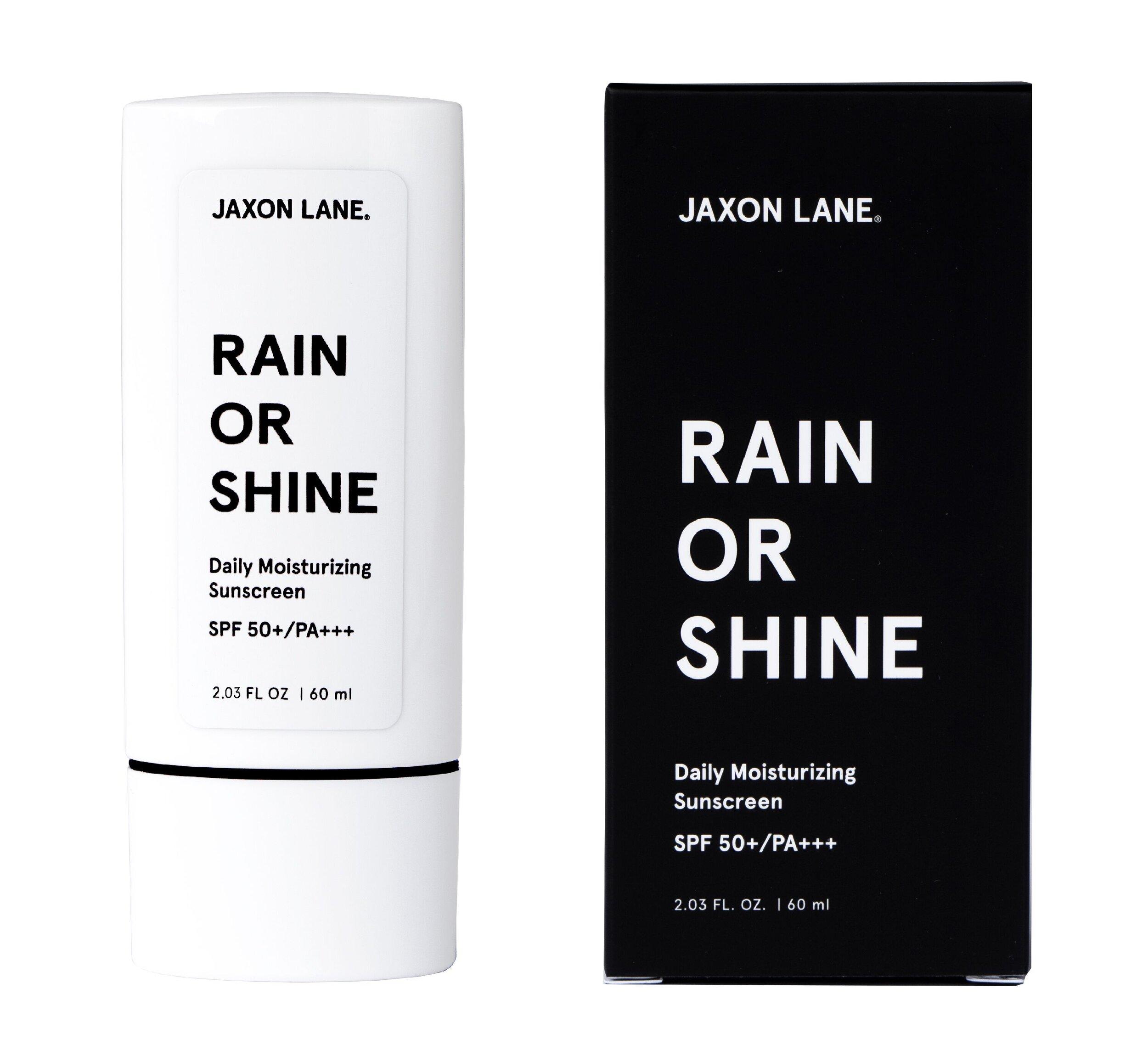Rain or Shine sunscreen $32