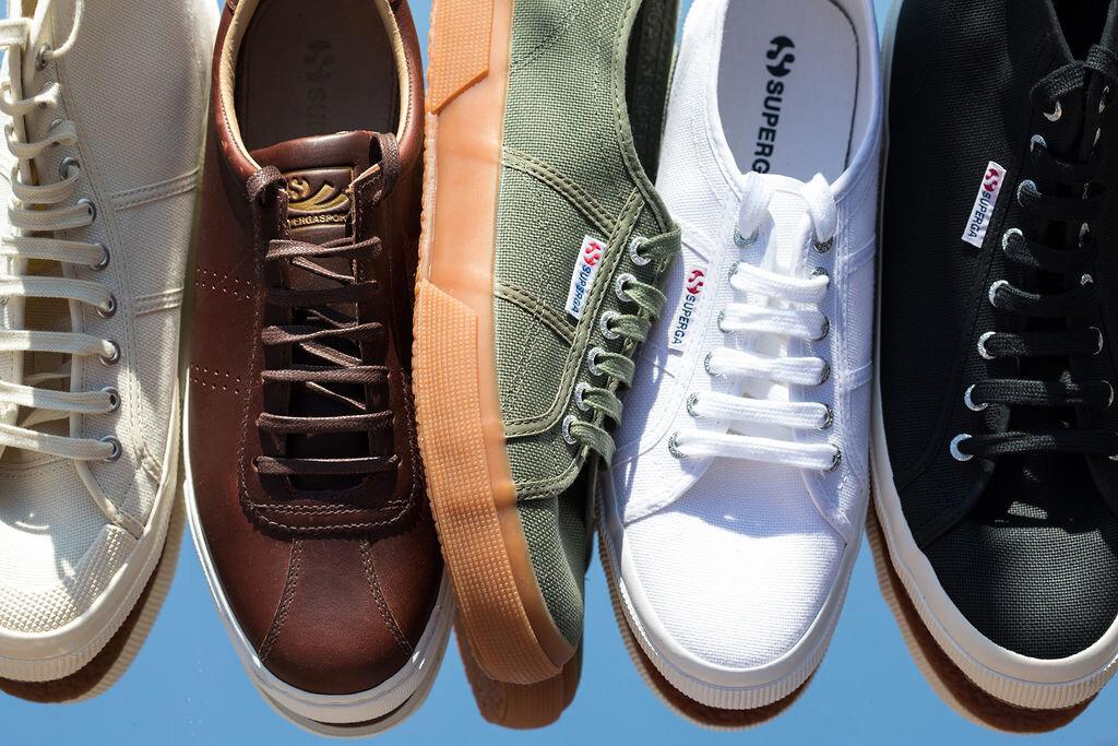 Superga sneakers for men - comfortable