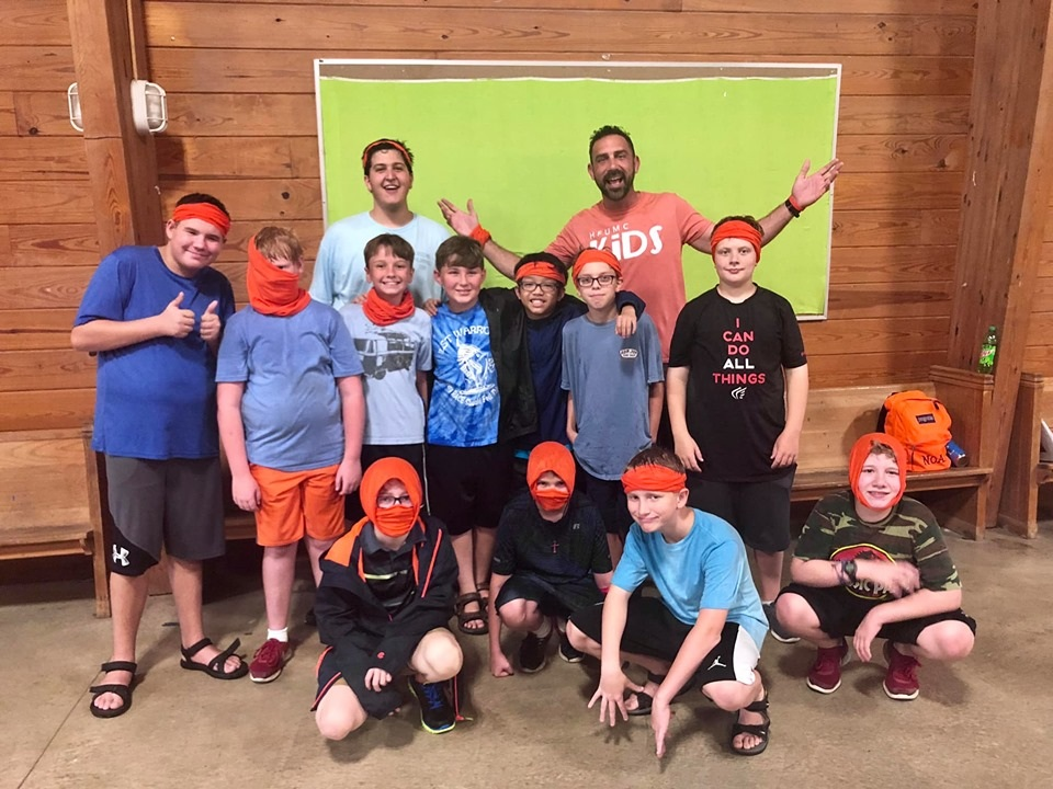 Mission - TO PARTNER WITH GALLATIN FIRST, HENDERSONVILLE FIRST AND GOOD SHEPHERD UMC TO CREATE A FUN, EXCITING CAMP EXPERIENCE WHERE OUR KIDS CAN GROW IN THEIR WALK WITH GOD AND CREATE GODLY FRIENDSHIPS.