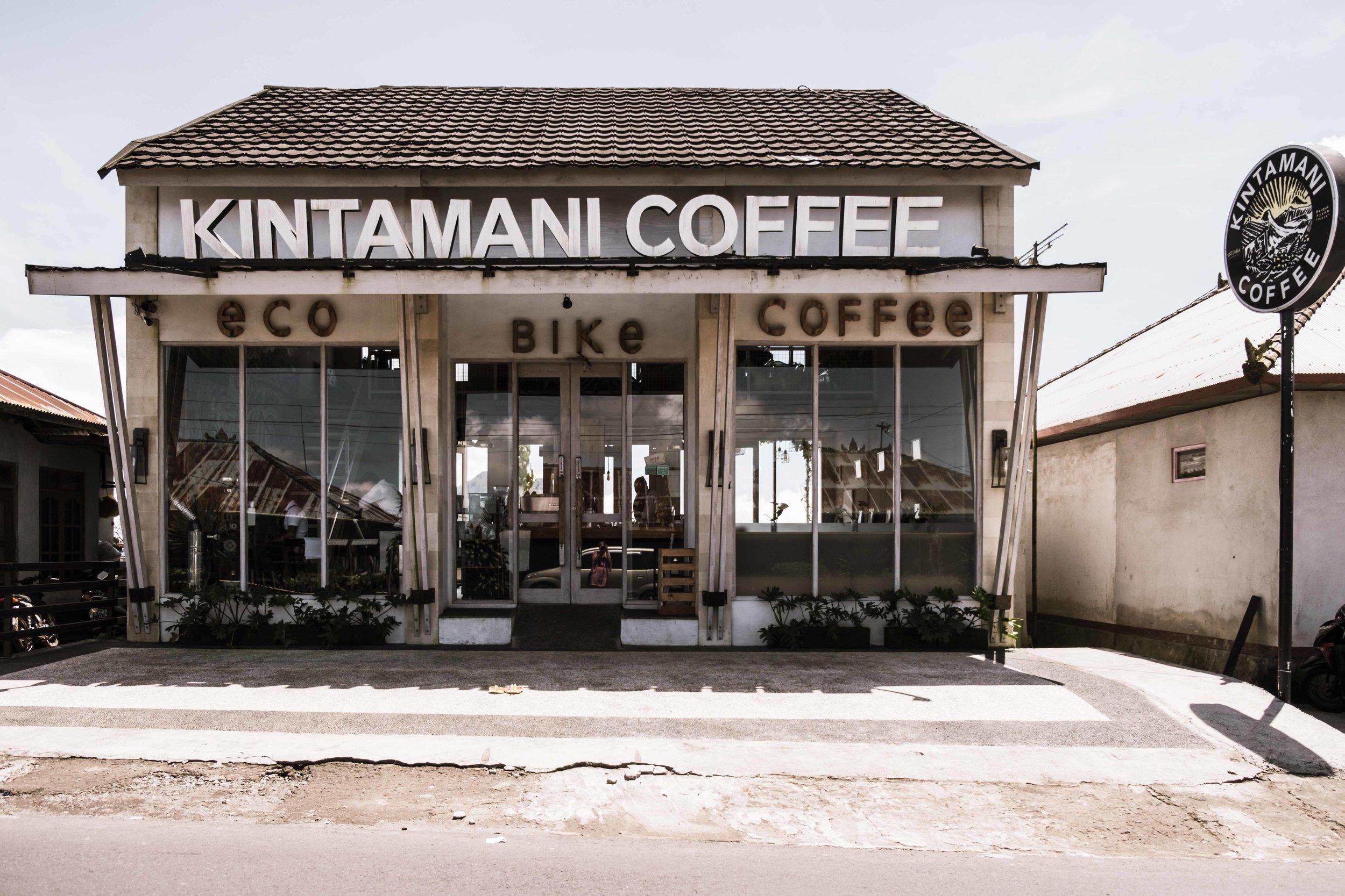 Kintamani Coffee Mount Batur